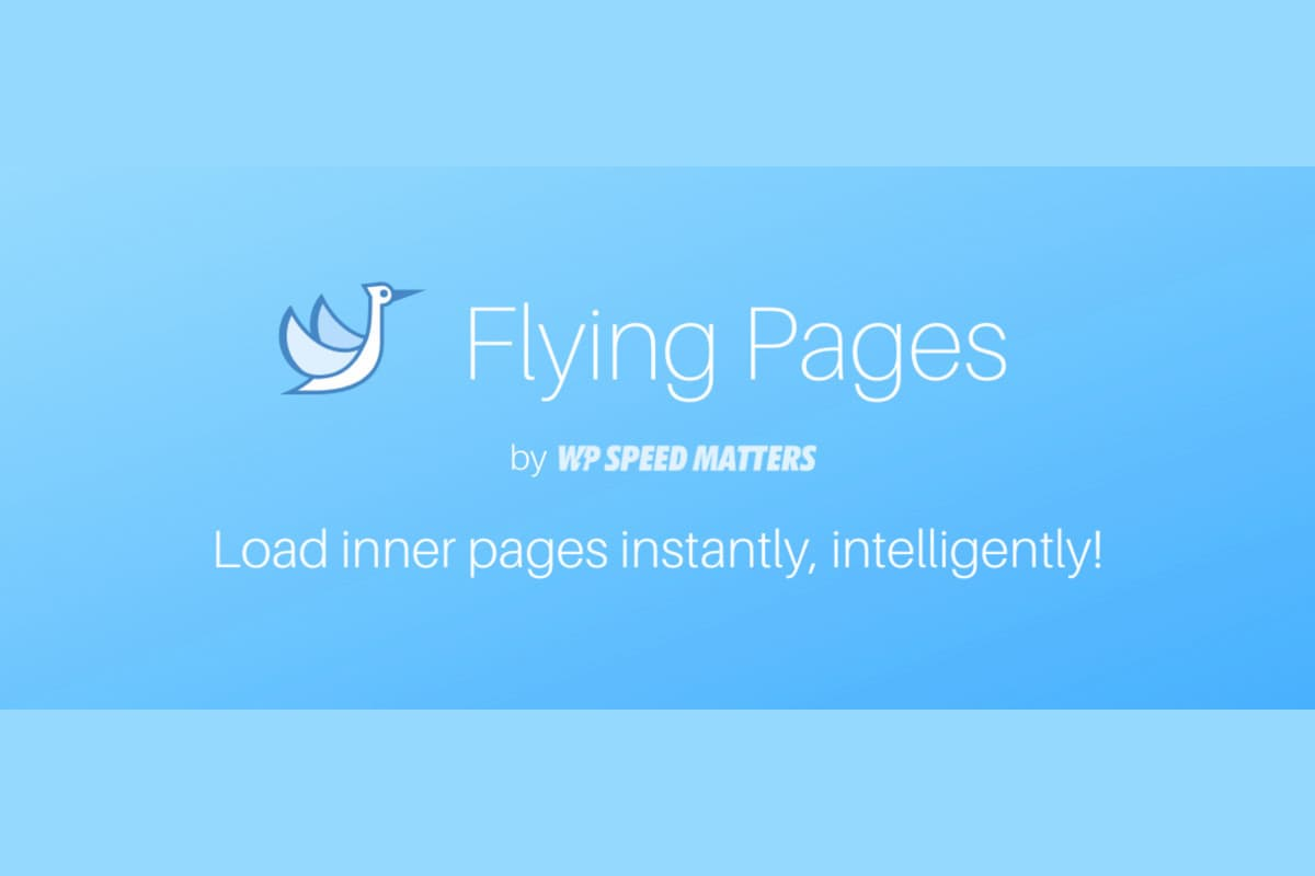 What is the Flying Pages WordPress Plugin?