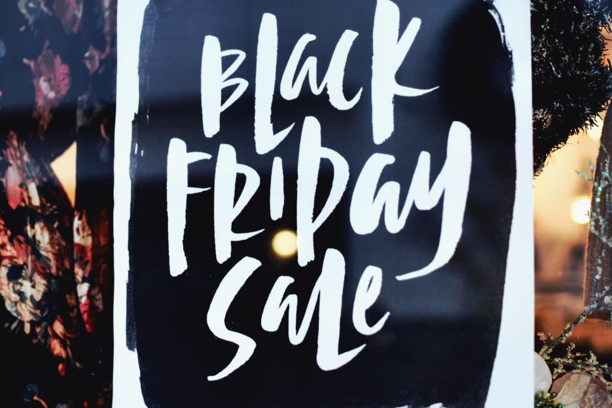 Black Friday Blogging Deals